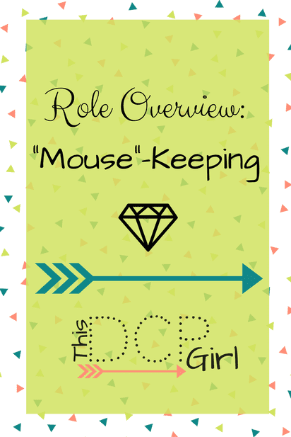 Role Overview: Housekeeping This DCP Girl